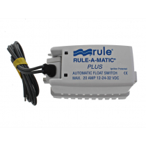 Rule-A-Matic Plus Automatic Float Switch