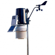 Davis Wireless Vantage Pro2 Plus ISS with 24-Hr Fan-Aspirated Radiation Shield