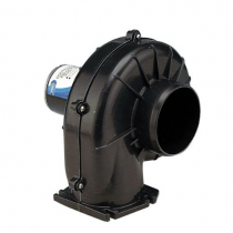 Jabsco 100mm 12v HD Flange Mount Blower 250CFM