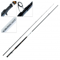 Daiwa Crosscast 110XH-LM Overhead Surfcasting Low Mount Rod 11ft 10-20kg 2pc