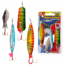 Pro Hunter Salmon Spoon Lure Kit