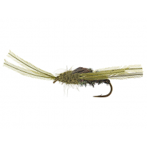 Fishfighter Dragonfly Unweighted Nymph Size 10