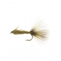 Fishfighter Damsel Weighted Nymph Size 12
