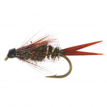 Fishfighter Prince Weighted Nymph Size 10