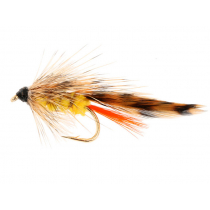 Fishfighter Parsons Glory Yellow Lure Fly Size 6