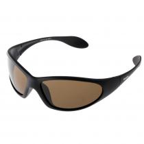 Snowbee Polarised Wraparound Sunglasses Light Brown