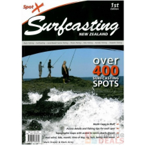 Spot X Surfcasting New Zealand Book