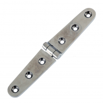 Cleveco 316 Stainless Steel Strap Hinge 150x30mm