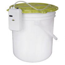Flambeau Minnow Insulated Deluxe Live Bait Bucket with Aerator 19L