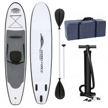 Bestway Hydro-Force WaveEdge Inflatable Stand Up Paddle Board with Seat 10ft 2in