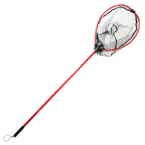 ManTackle Retractable Folding Landing Net 1.4m