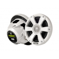 Fusion SG-FL65SPW Signature Marine Speakers with LED 6.5in 230W White
