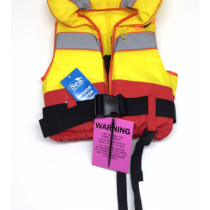 Sea Harvester Level 100 Kids Life Jacket
