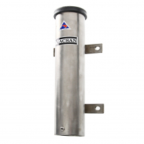 Nacsan Stainless Side Mount Boat Rod Holder