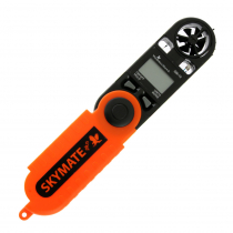 Weatherhawk SM-19 SkyMate Plus Handheld Wind Meter with Humidity/Dew Point/Temperature