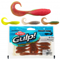 Berkley Gulp Swimming Mullet Soft Bait 10cm Qty 10
