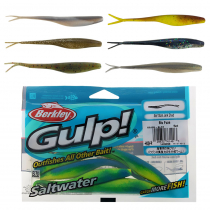 Berkley Gulp Jerk Shad Soft Bait 13cm