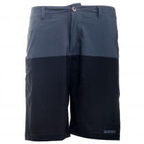 Shimano Quick Dry Casual Board Shorts Grey/Black Size 38