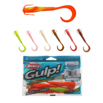 Berkley Gulp Saltwater Jigging Shrimp 5in