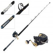 Shimano Beast Master 9000 and Tiagra Stand Up Electric Combo 5ft 6in 24kg 1pc