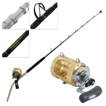 Shimano Tiagra 50 WA Stand Up Bent Butt Game Combo 5ft 6in 15-24kg 1pc