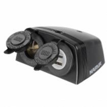 Narva Power Access HD Twin Acc/Dual USB Socket