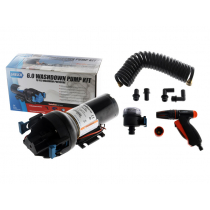 Jabsco HotShot Automatic Washdown Kit 12V 22L 70PSI