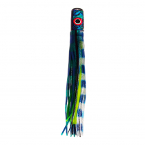 Legend Lures Andromeda 50 DH Rainforest Game Lure Peacock
