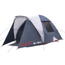 Kiwi Camping Kea 4E Recreational Dome Tent 460 x 255cm