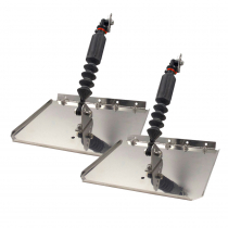 Nauticus Smart Tab Trim Tabs for 150-240HP / 8 Cyl 18-22ft Boats