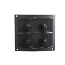 BEP Spray-Proof 4-Way Panel Switch