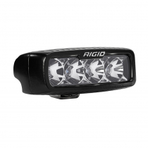 Rigid SR-Q Series Pro Floodlight Diffused Pair Black Flush Mount