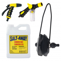 Salt-Away Mixer and Washdown Starter Kit