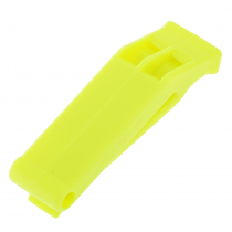 Divers Safety Whistle Neon Yellow