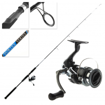 Shimano Sienna 2500 FE and Vortex Inshore Jigging Combo 6ft 6in 6-10kg 1pc