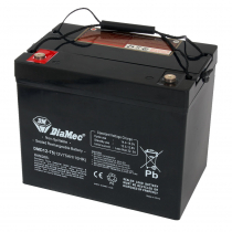 AGM Deep Cycle Sealed Rechargeable Battery 12V 75Ah