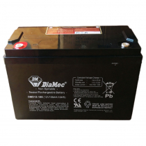 AGM Deep Cycle Sealed Rechargeable Battery 12V 100Ah