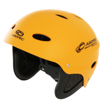 Aropec Watersports Safety Helmet Matte Yellow