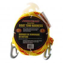 Airhead Heavy Duty Watersports Tow Harness 4 Riders 12ft