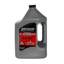 Quicksilver Premium TC-W3 2-Stroke Outboard Engine Oil 4L