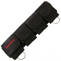 Pro-Dive Heavy-Duty 4 Pocket Dive Weight Belt Small