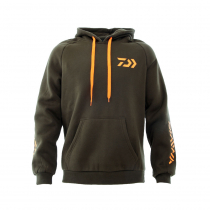 Daiwa Hoodie Green Orange