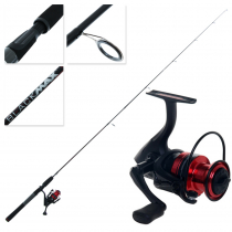 Abu Garcia Black Max SP20 Spinning Combo 6ft 6in 3-6kg 2pc