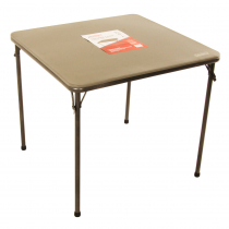 Coleman Square Card Table 80cm