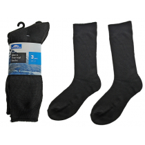 Mens Thermal Socks 3-Pack Size 6-9
