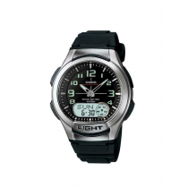 Casio AQ180W-1B 10-Year Battery Watch 100m