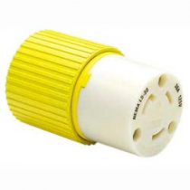 Hubbell HBL305CRC Female Connector 30A