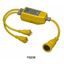 Hubbell YQ-230 Shore Power Adapter