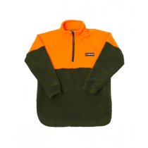 Swazi Kids HV Bushshirt Blaze Orange Size 2
