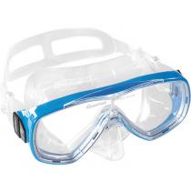 Cressi Onda Adult Snorkelling Mask Clear/Blue
